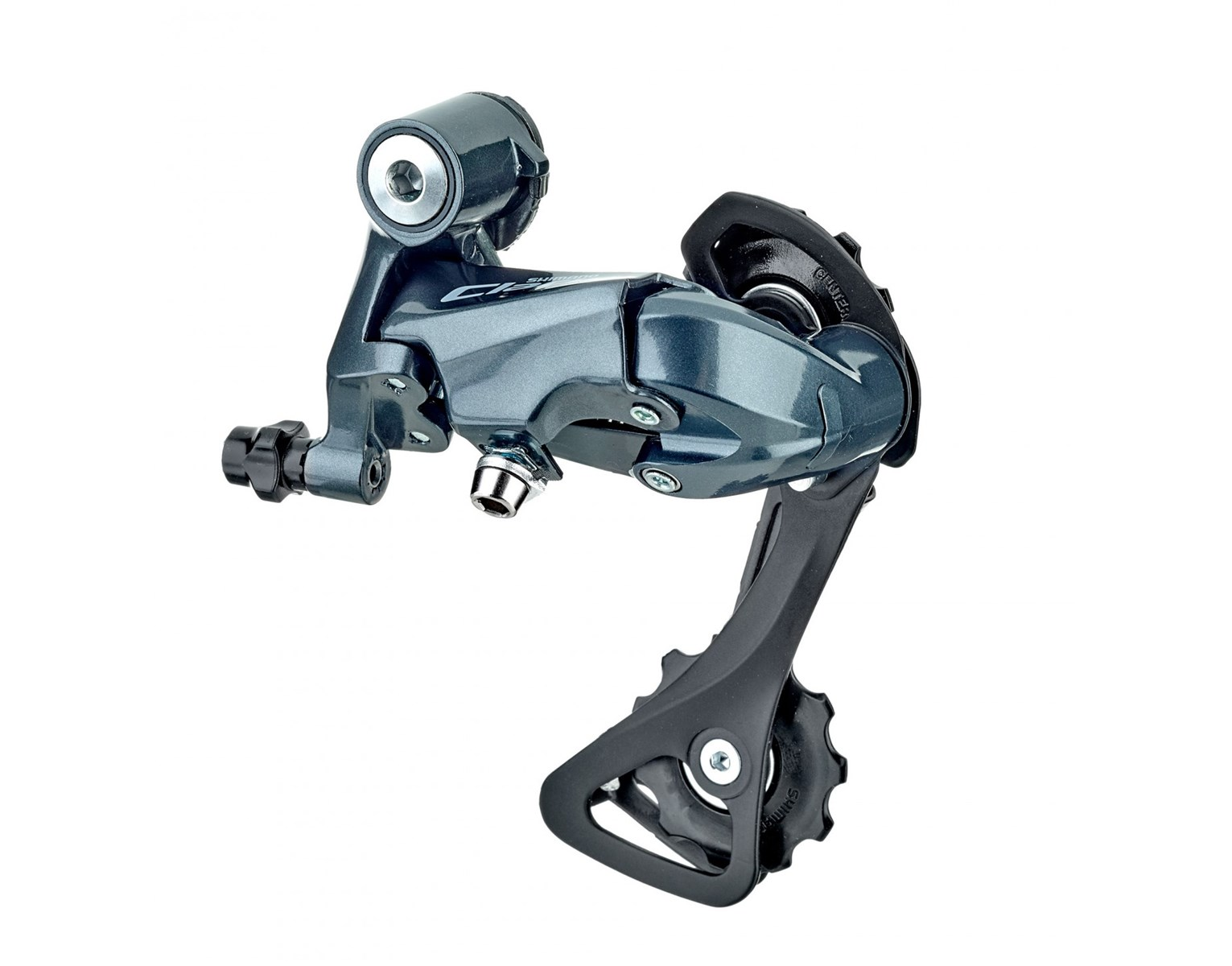 Shimano Claris R2000 8 Speed GS Med Cage Rear Mech Silver