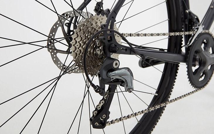 8058a3ea186 Genesis Croix De Fer 20 Adventure Road Bike 2019 - Black £1,349.99