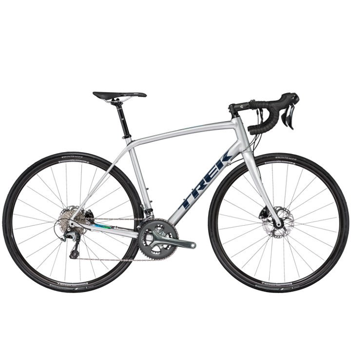 Trek Domane ALR 4 Disc 2018 Mens Road Bike - Silver £1,200 00