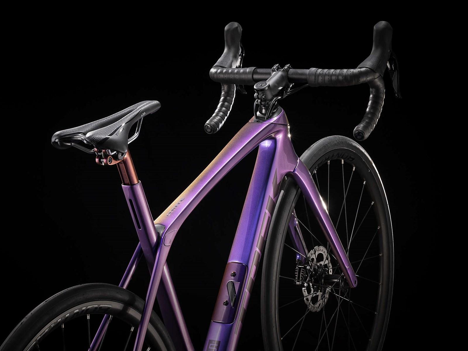 Trek Domane SL 5 Disc Road Bike 2020 - Purple