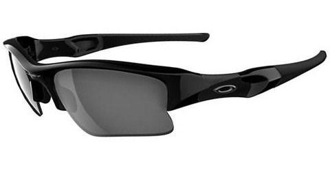 fb3705fb89 Oakley Flak Jacket XLJ Polished Black Black Iridium Glasses £70.00