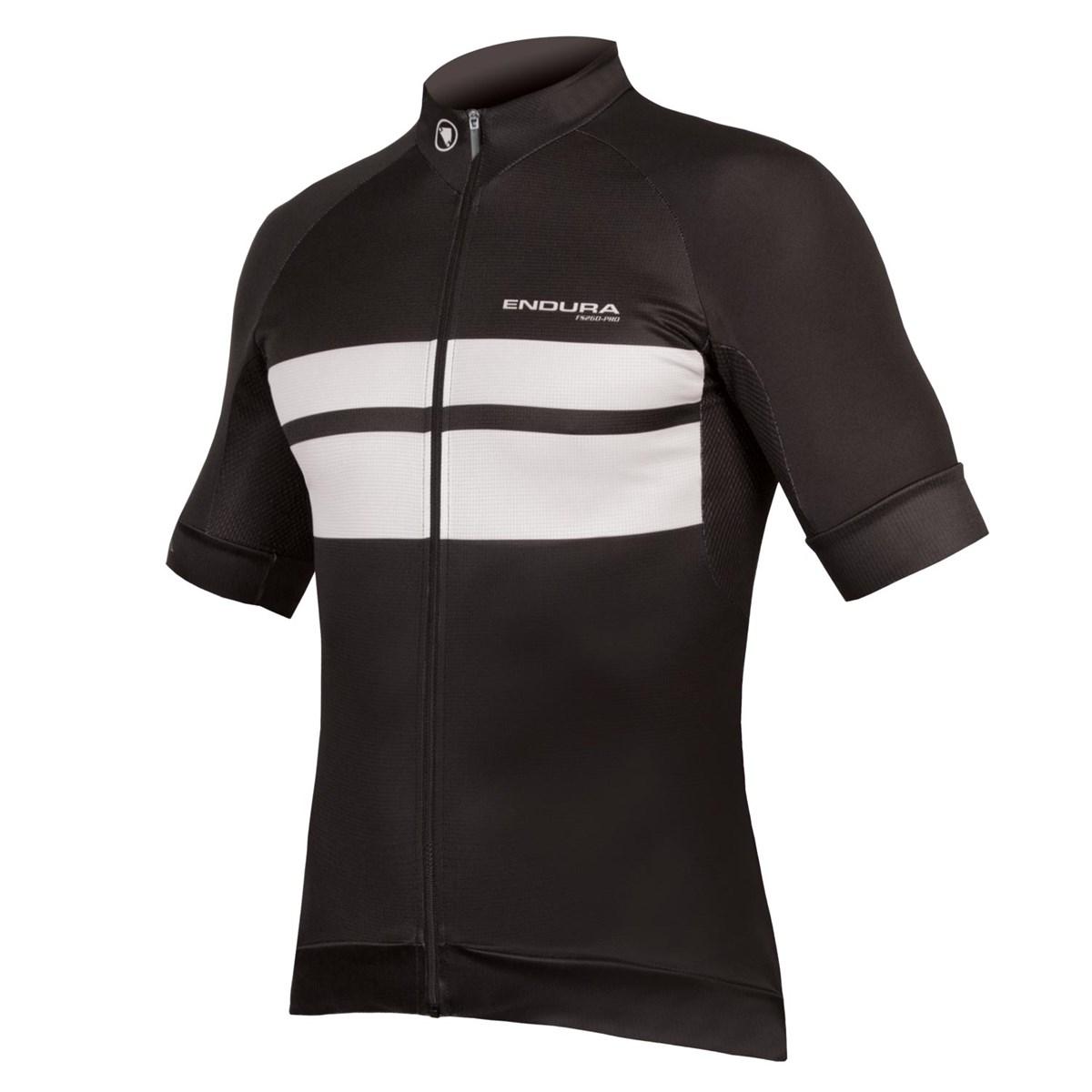 Endura FS260-Pro Short Sleeve Mens Jersey Black £59.99 4ee2bd756