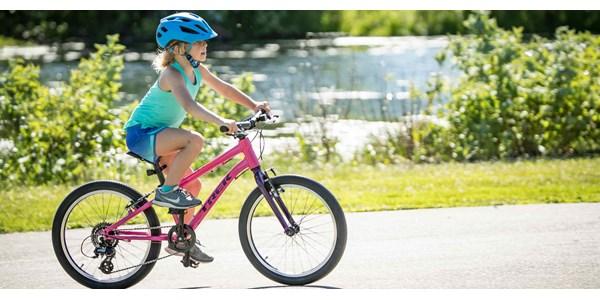 Ridgeback Dimension 20 Inch Wheel Kids Bike - Purple