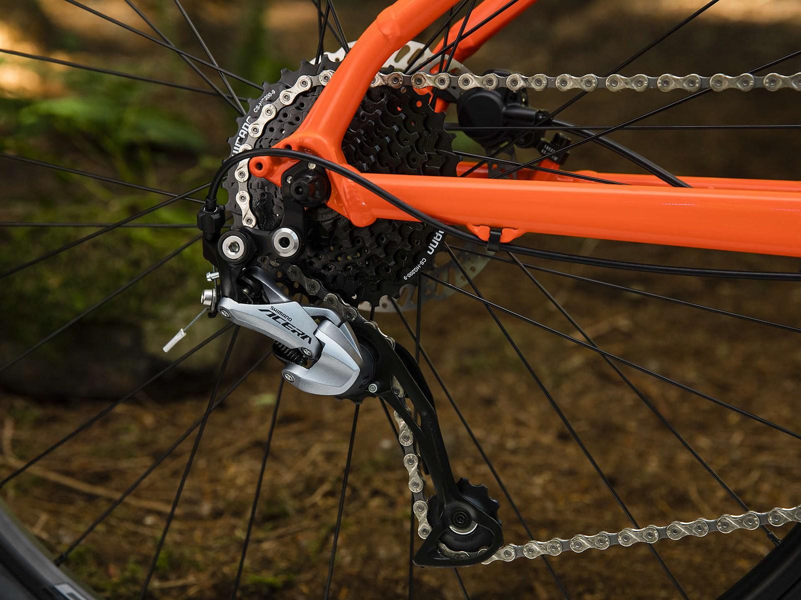 a73418e13 rek Marlin 7 2019 Hardtail Mountain Bike - Orange £550.00