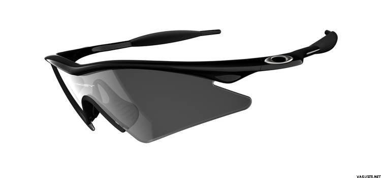 2e18f25fa0a Oakley M Frame Sweep Jet Black Black Iridium Glasses £75.00