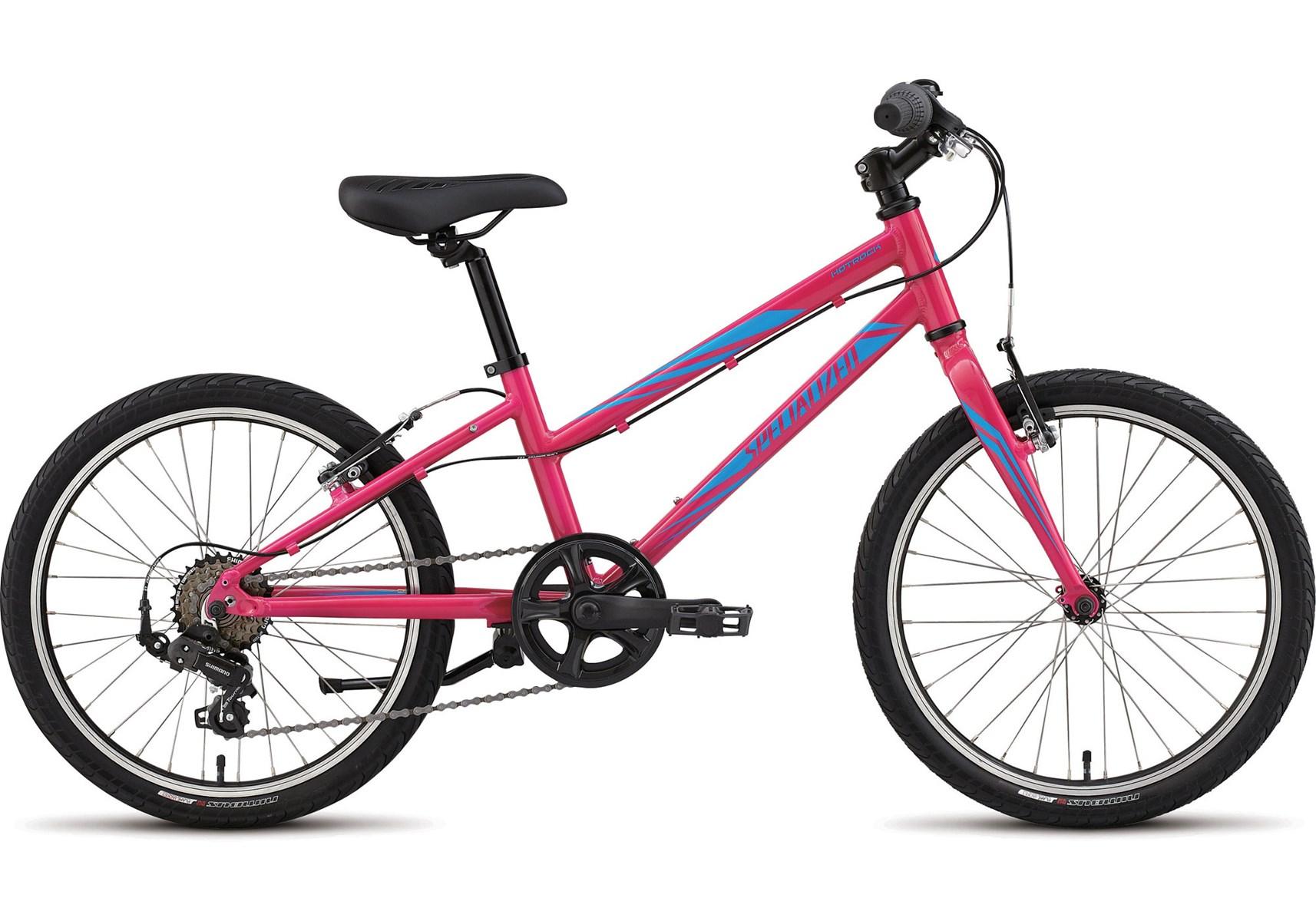 61e89af7702 Specialized Hotrock 20 Street 6 Speed 2017 Girls Bike Pink £250.00