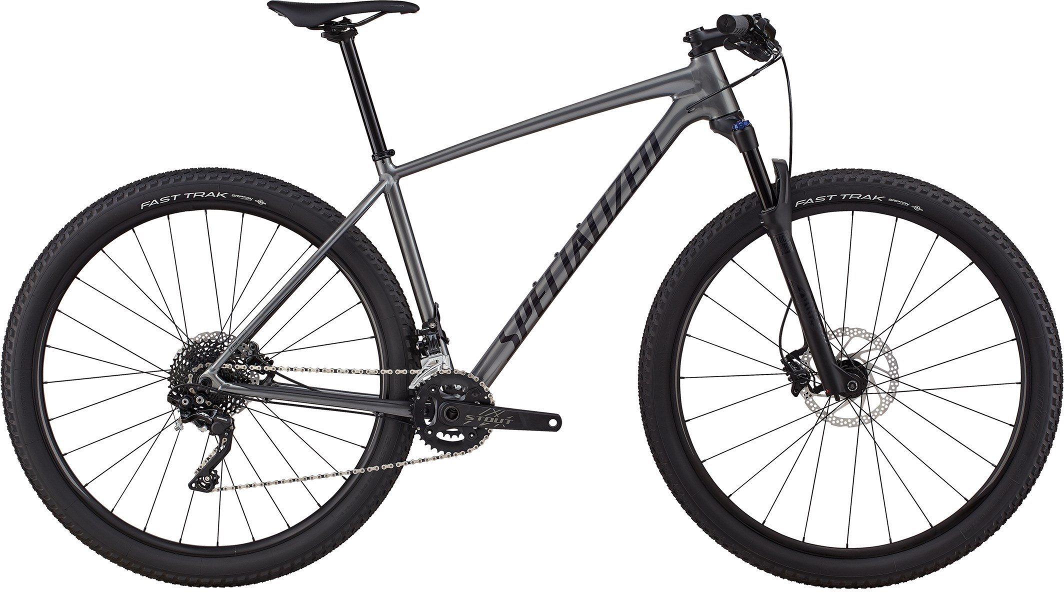 Specialized Chisel Comp 2018 Mens Hardtail Mountain Bike Graphite ...