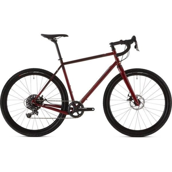 29a7aee33df Genesis Fugio 20 1x Gravel Road Bike 2019 - Red £1,549.99
