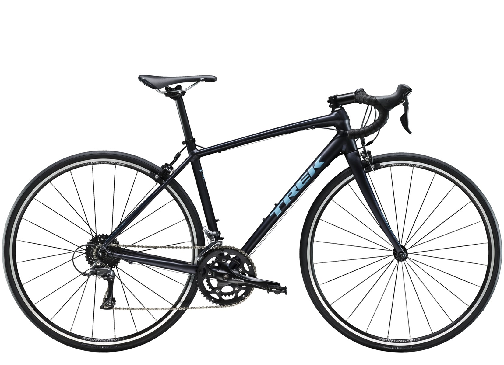 4bd90f318ce Trek Domane AL 2 Womens Road Bike 2019 - Blue £595.00