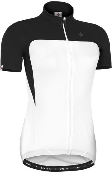 Specialized Womens RBX Sport SS Jersey 2014 White Black XL £20.00 e5e20f326